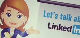 Let's talk about LinkedIn