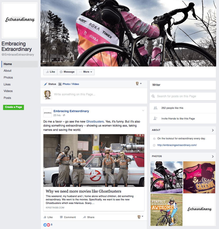 Facebook Pages are changing (again)
