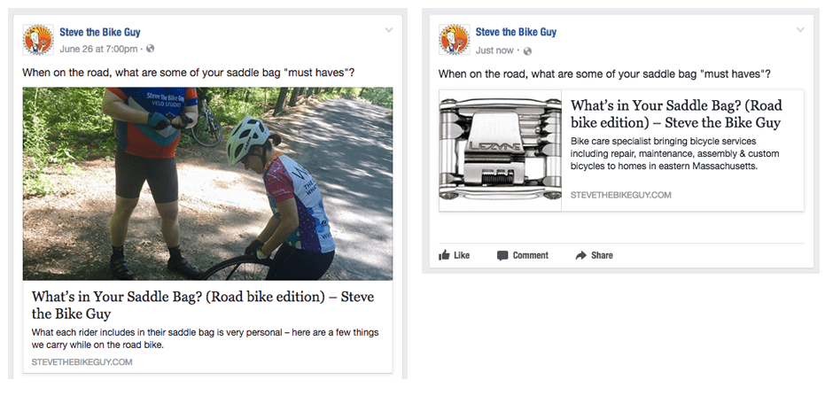 How Facebook's fight against fake news is changing Page posts