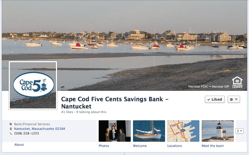 Cape Cod Five Nantuket