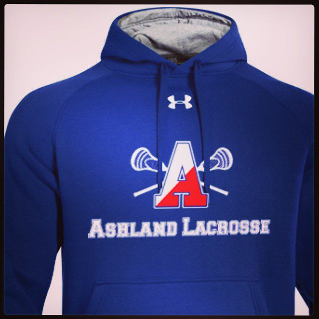 New lacrosse sweatshirts