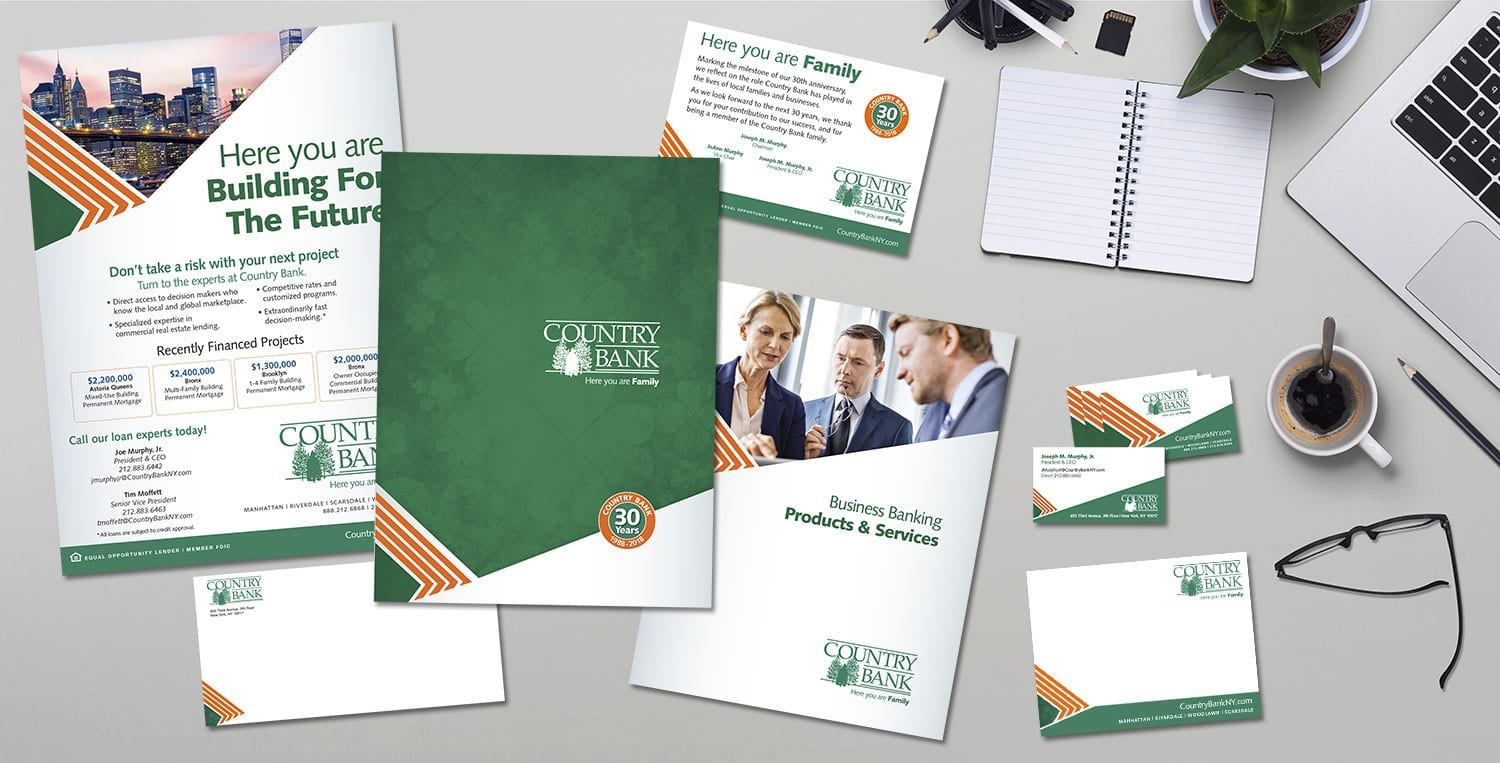 Country Bank Collateral System