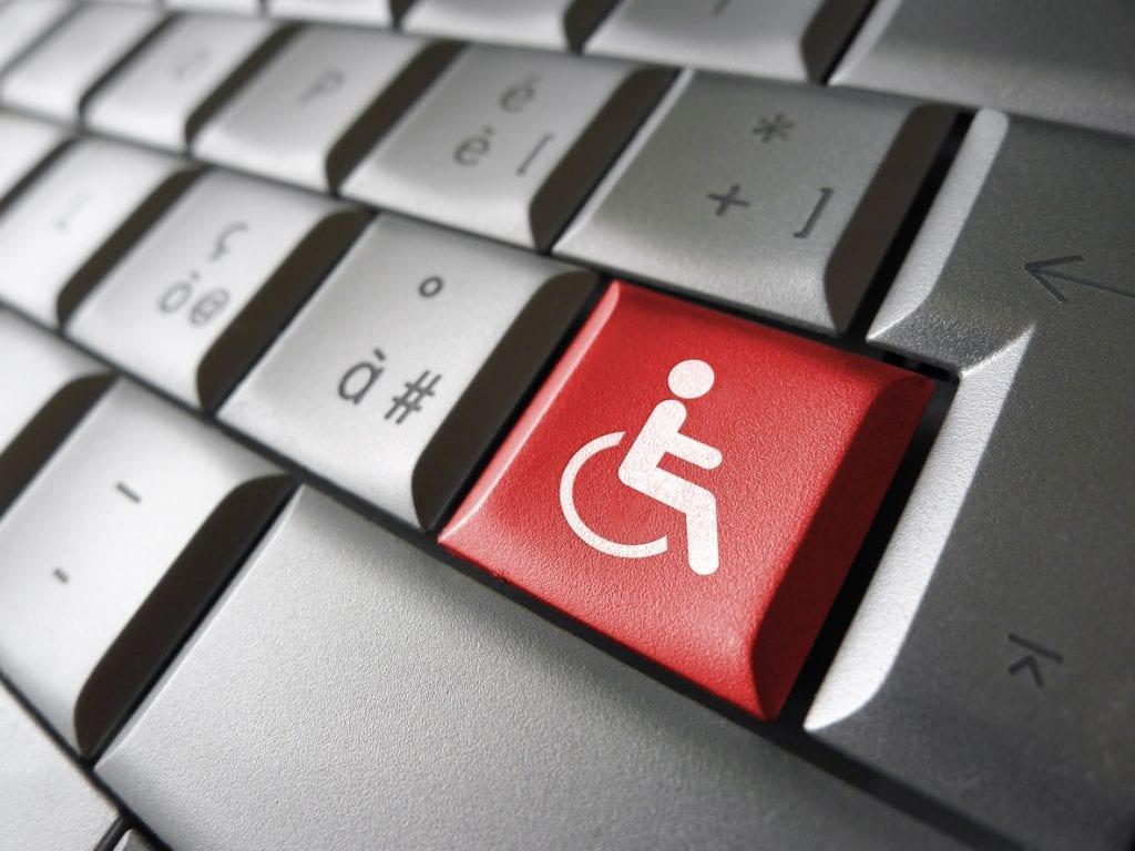 Website Accessibility Keyboard